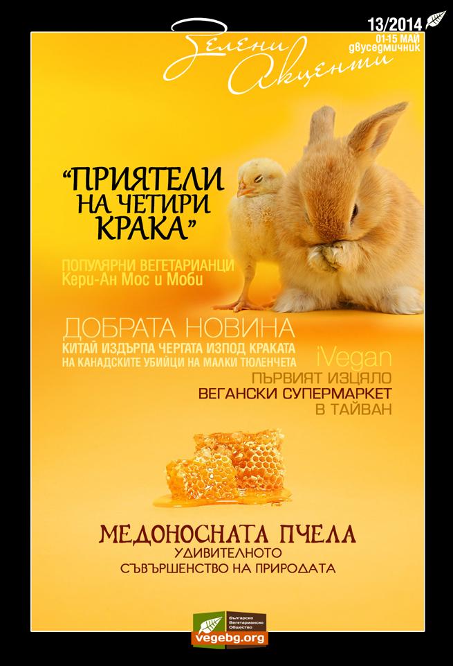 Сп. ЗЕЛЕНИ АКЦЕНТИ 13/2014