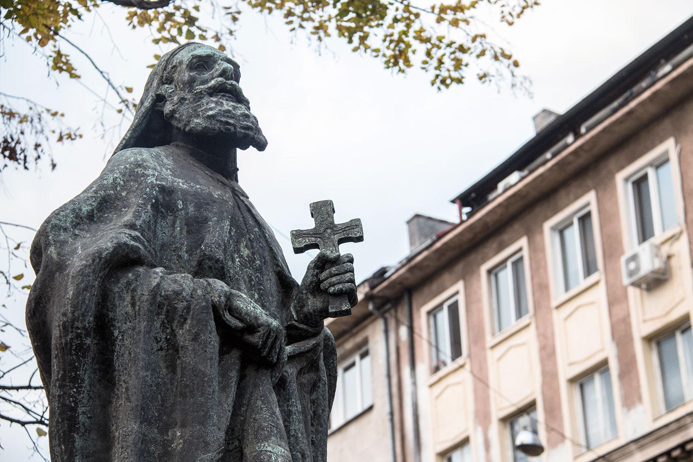 ПАТРИАРХ ЕВТИМИЙ и исихазмът