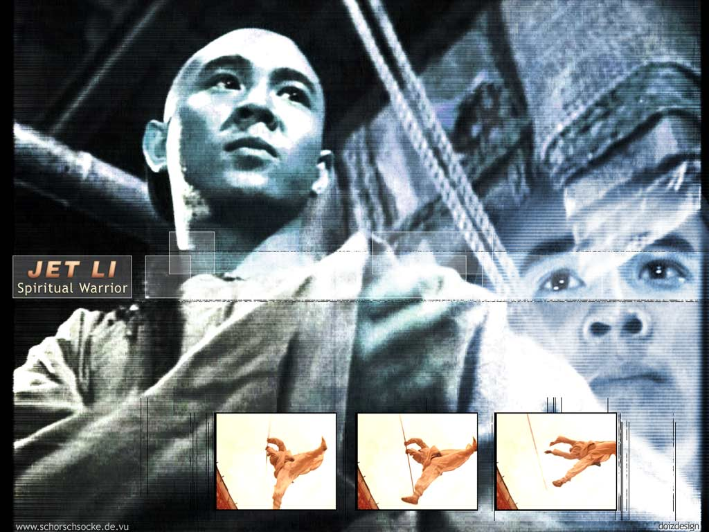 """Jet Li in person: """"Just because I'm a mainlander, I'm supposed to expect this kind of treatment?"""", the films (1)"""