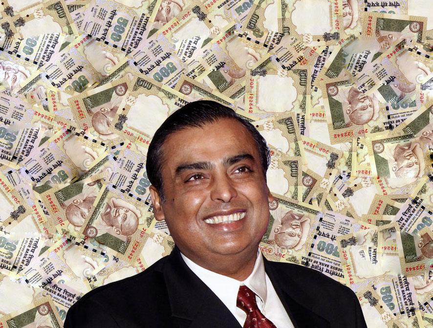 Най-богатият човек в Индия спира продажбата на месо  в своите хранителни магазини