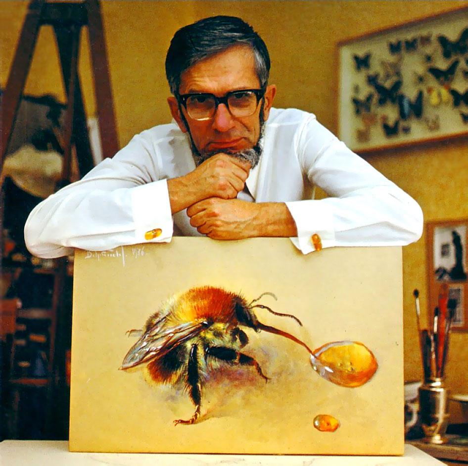 МОЯТ СВЯТ, или необичайните открития на един ентомолог