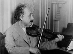 einstein-violin1