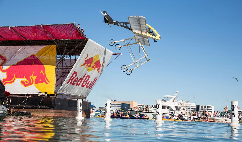 Red Bull FLUGTAG за пръв път в България