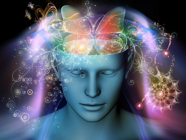 МИСЛОВНАТА СИЛА (3, 4): Предаване на мисли от разстояние, Зараждане на мисълта