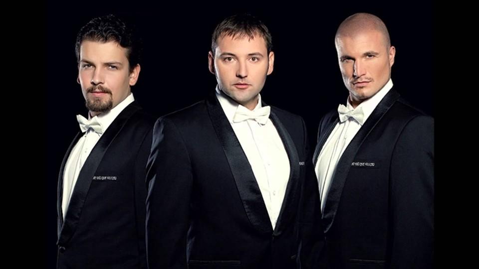 """Трио """"Тенорите"""" с Коледен концерт в град Шумен"""