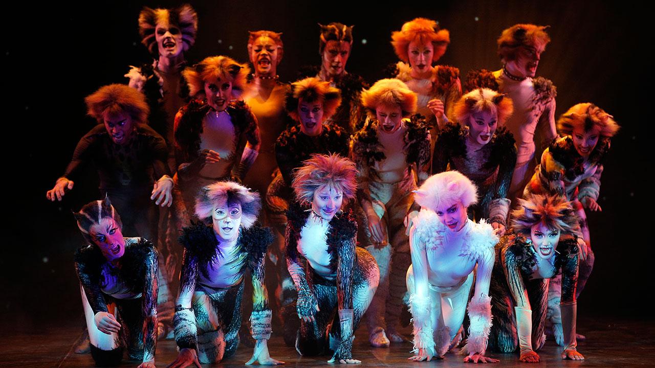 Котките от Бродуей за първи път на българска сцена