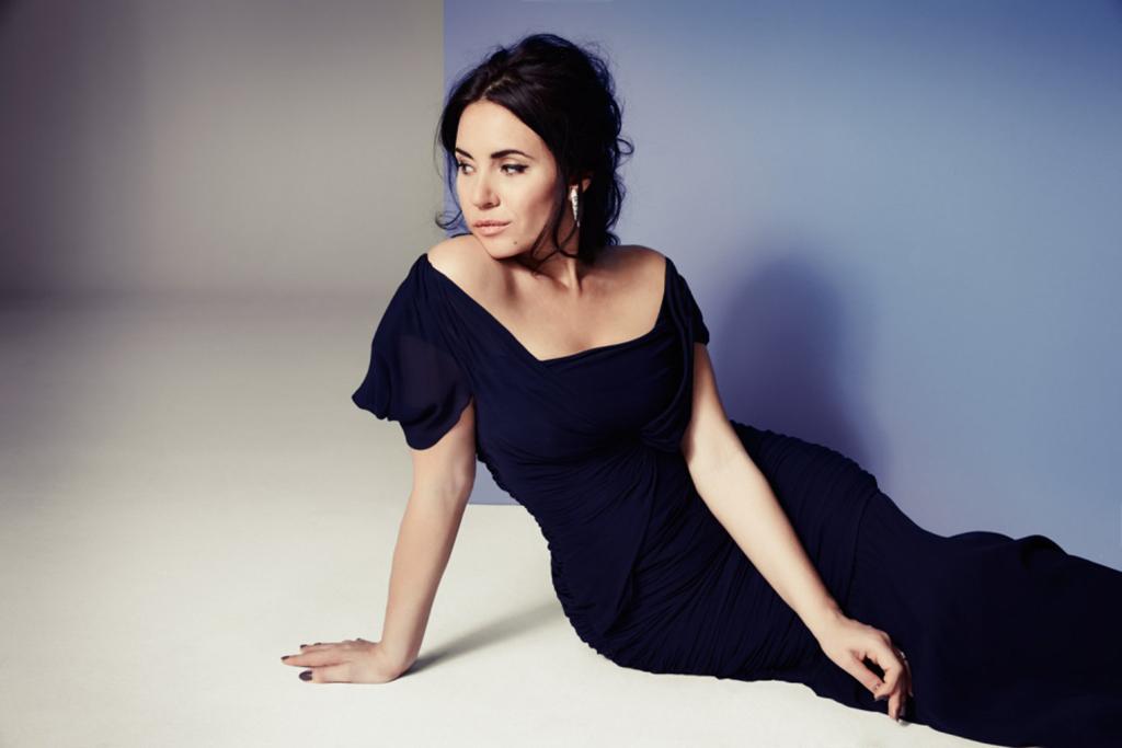 """Ще гледаме у нас звездата на Метрополитън опера Соня Йончева на живо от Ню Йорк в """"Травиата"""""""