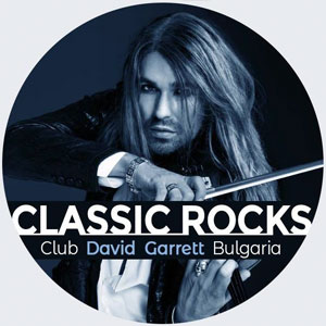 Classic Rocks: Club David Garret Bulgaria