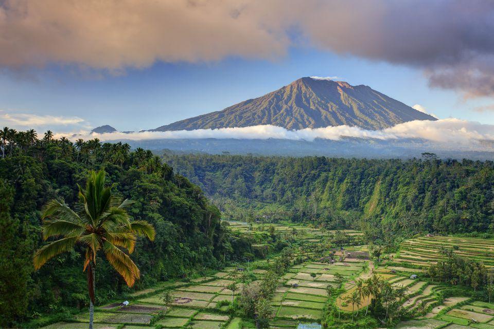 Бали живее още някъде във времето на Сътворението