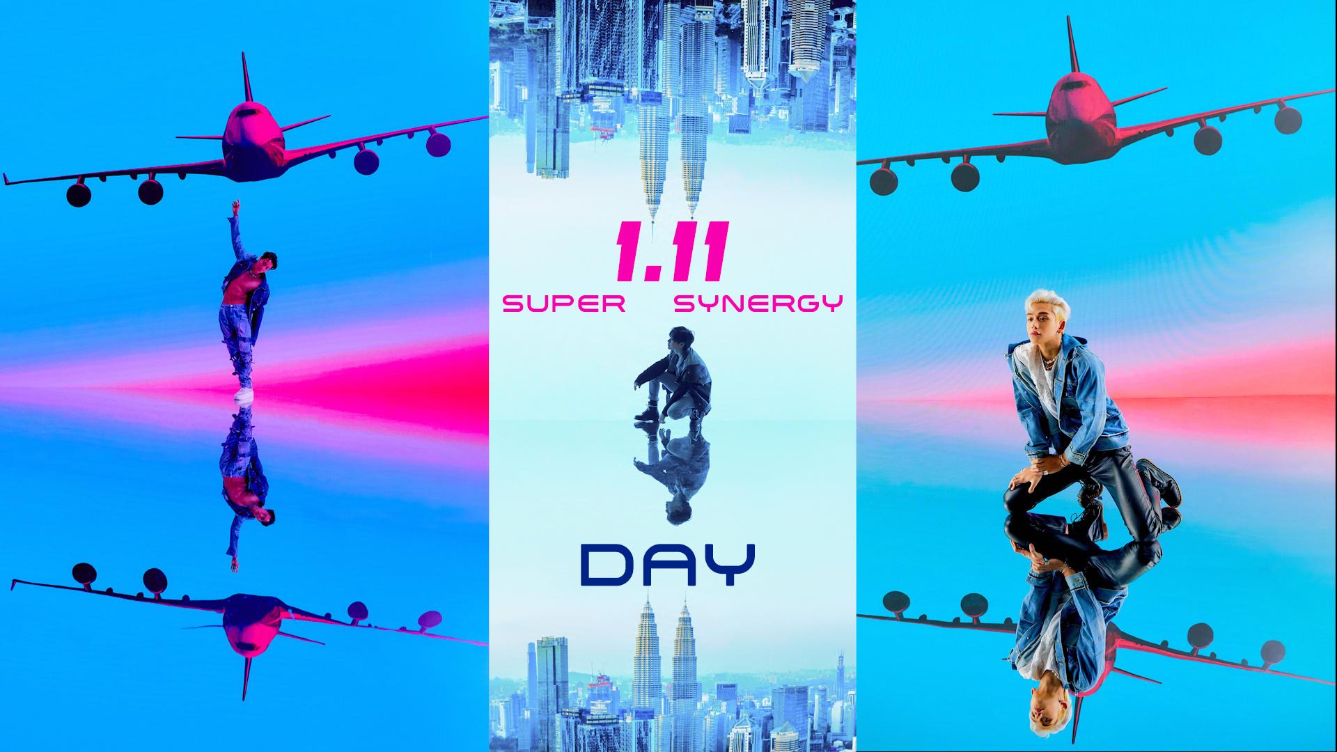 1.11, Ден за Супер Синергия със SuperM, Моцарт, Дейвид Гарет и др.: ПО НОТИТЕ НА СЪДБАТА
