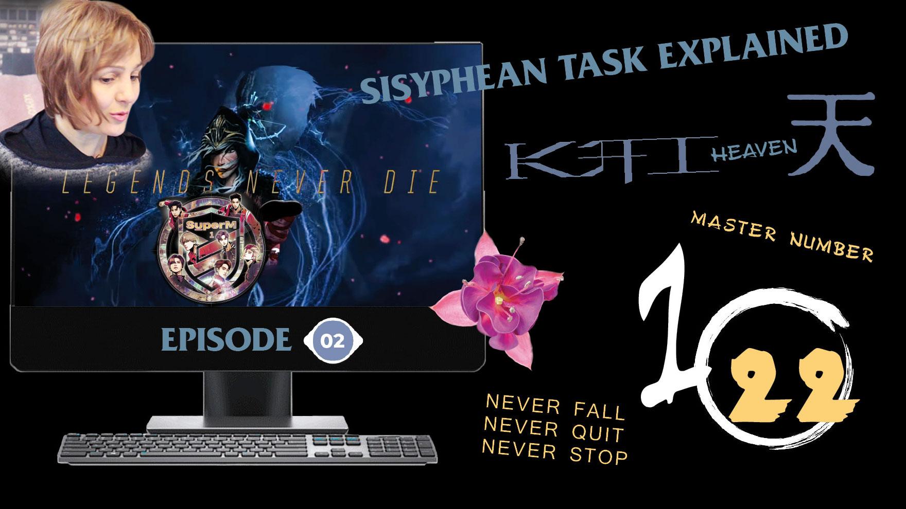 Farewell 2020 | SuperM, Kai, Ten, Baek, Master Number 22 & Sisyphus myth explained